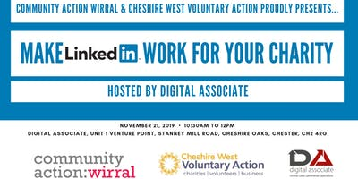 Make LinkedIn Work For Your Charity