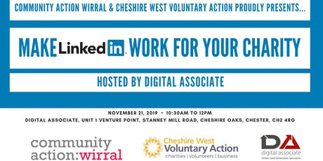 Make LinkedIn Work For Your Charity tickets