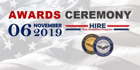 2019 HIRE Vets Medallion Awards Ceremony tickets