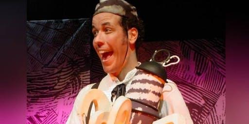 DESCONTO: O Bricabraque - Parlapatões, no Teatro MorumbiShopping