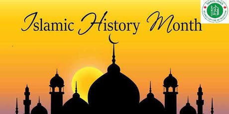 Islamic History Month - Open House - All are welcome tickets