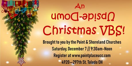 An Upside-Down Christmas VBS tickets