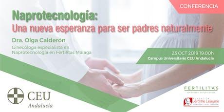 Conferencia en Sevilla sobre Naprotecnología: Ser padres, naturalmente entradas