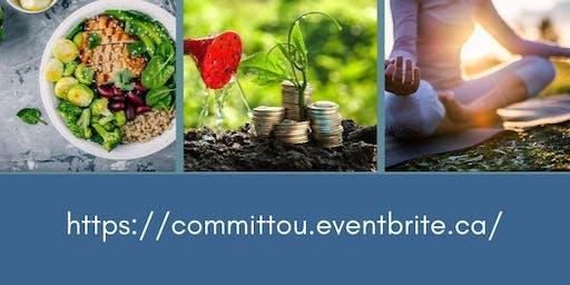 Commit to U - Health, Lifestyle, Mindset