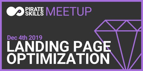 Landing Page Optimization | Meetup Tickets