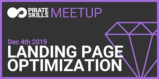 Landing Page Optimization | Meetup