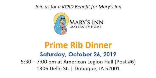 KCRD Fundraiser for Mary's Inn Maternity Home