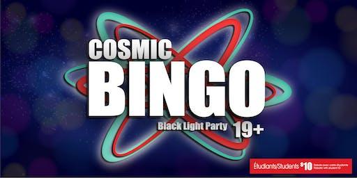 Cosmic Bingo - November 21st 2019