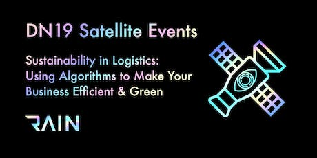 Sustainability in Logistics Tickets