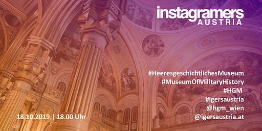 Instawalk Heeresgeschichtliches Museum - Architektur