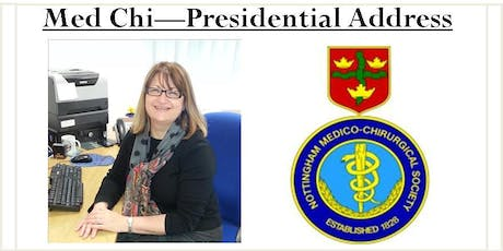 Medicine, Politics and Resilience - Presidential Address tickets