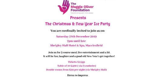 The Maggie Oliver Foundation Christmas & New Year Ice Party