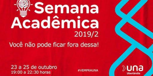 Una Semana Acadêmica 24/10/19