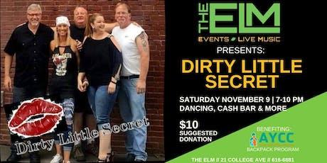 Dirty Little Secret Concert tickets