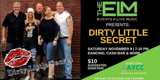 Dirty Little Secret Concert