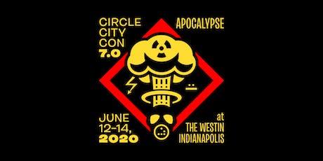 CircleCityCon 7.0 tickets