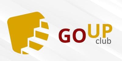 GO UP CLUB - ENCONTRO 14-10-2019