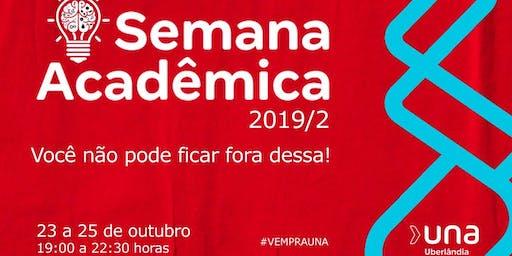 Una Semana Acadêmica 23/10/19