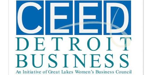 Detroit Business Growth Initiative - Orientation