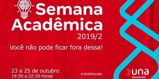 Una Semana Acadêmica 25/10/19