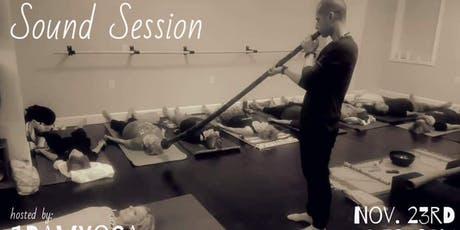 Sound Session with Tea Roman tickets