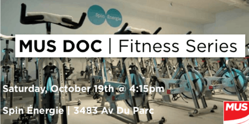 DOCxSpin Energie Event