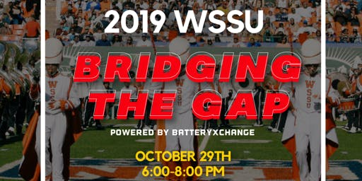 2019 WSSU Bridging the Gap - A Live Podcast Event