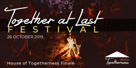 Together At Last Festival tickets