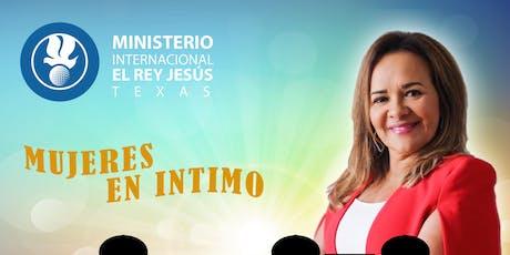 Mujeres En Intimo - con la Pastora Nena Camarillo tickets