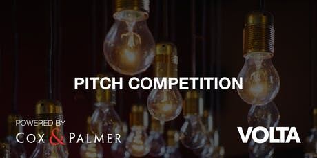Volta's Pitch Competition Powered by Cox & Palmer tickets