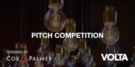 Volta's Pitch Competition Powered by Cox & Palmer