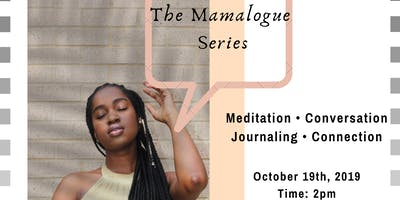 The Mamalogue Series: Self Healing Talk Sessions