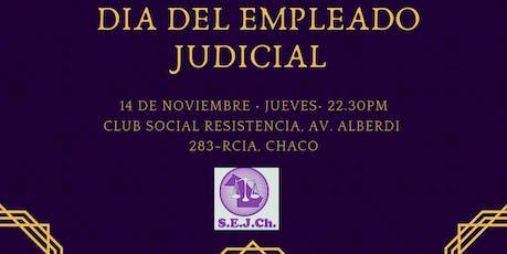 Fiesta Judicial 2019 entradas