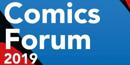 Comics Forum 2019
