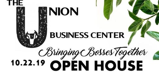Union Business Center Open House