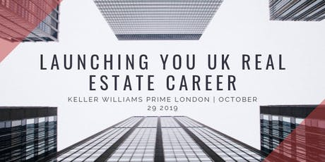 Launching your UK Real Estate Career tickets