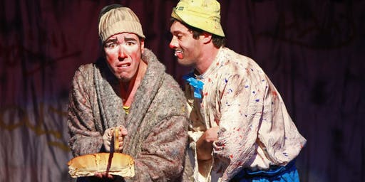 DESCONTO: Totalmente Pastelão - Parlapatões, no Teatro MorumbiShopping