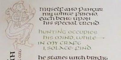A Celtic Pilgrimage Calligraphy Workshop