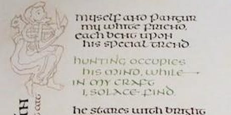 A Celtic Pilgrimage Calligraphy Workshop tickets