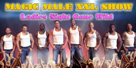 MAGIC MALE XXL SHOW | J's Tavern and the Sound House tickets
