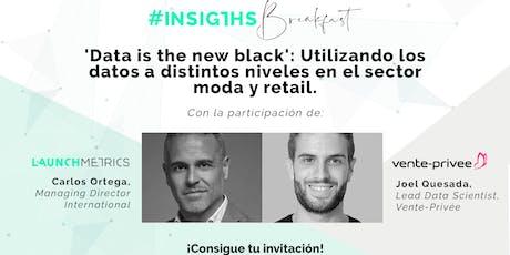 #InsightsBreakfast entradas