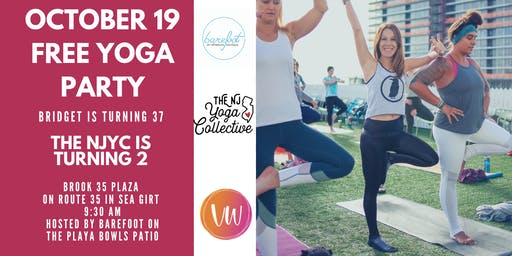 FREE Yoga Birthday Party