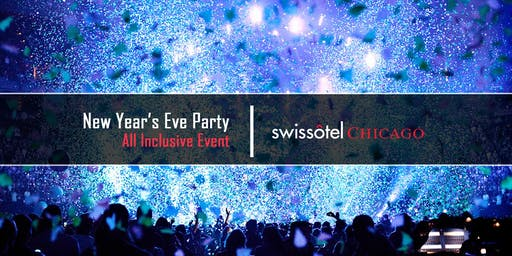 Ballroom Blitz New Year's Eve Party 2020 at Swissotel Chicago