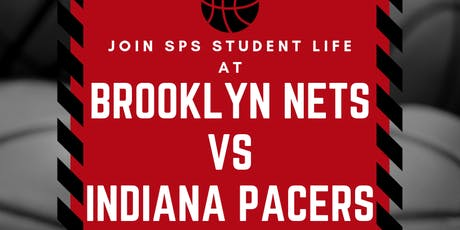 SPS at Brooklyn Nets vs Indiana Pacers tickets
