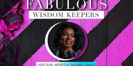 Fabulous Wisdom Keepers tickets