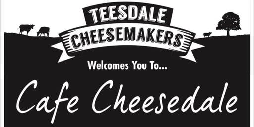 Cafe Cheesedale Opening Weekend