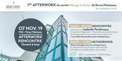 AFTERWORK RENCONTRE ENTREPRENEURS