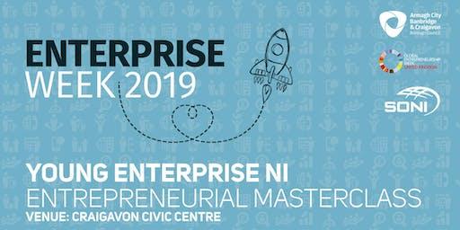 Young Enterprise NI – Entrepreneurial Masterclass