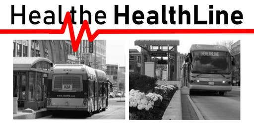 Ride the Bus with Us: Heal the HealthLine with CPT!