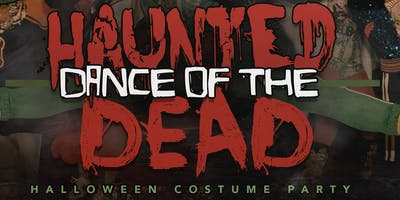 "Jersey Label x kelCHer Ent Present ""Haunted: Dance of the Dead"""